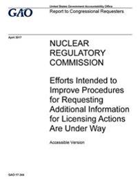 Nuclear Regulatory Commission, Changes Planned to Budget Structure and Justification: Report to Congressional Committees.