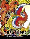 Mythical Creatures Coloring Books for Adults: Mythical Animals: Adult Coloring Book Pegasus, Unicorn, Dragon, Hydra, Centaur, Phoenix, Mermaids