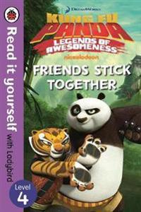 Kung Fu Panda: Friends Stick Together - Level 4