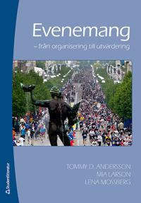 Evenemang : från organisation till utvärdering