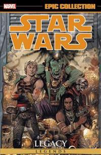 Star Wars Legends Epic Collection Legacy 2