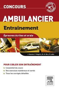 Entrainement Concours ambulancier