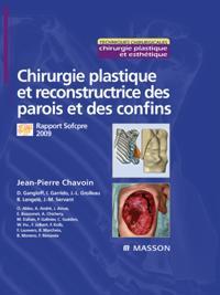 Chirurgie plastique et reconstructrice des parois et des confins