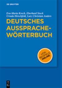 Deutsches Ausspracheworterbuch