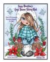 Lacy Sunshine's Rory's Seasons Coloring Book: Rory Sweet Urchin Celebrates Winter Spring Summer Fall Coloring All Ages Volume 39