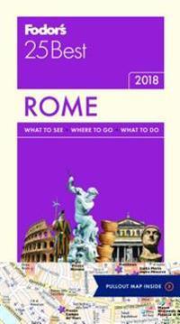 Fodor's Rome 25 Best