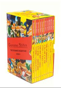 Geronimo stilton - the 10 book collection (series 1)