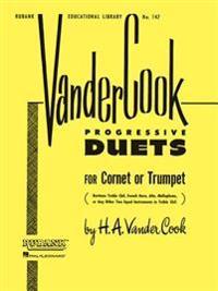 Vandercook Progressive Duets for Cornet or Trumpet