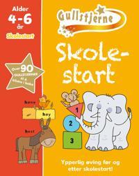 Skolestart 4-6 år; Gullstjerne - Kirsten Brustad, Betty Root | Ridgeroadrun.org