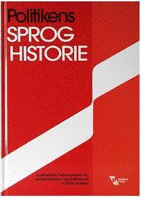 Politikens sproghistorie