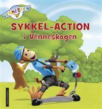 Sykkel-action i Venneskogen