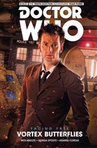 Doctor Who - the Tenth Doctor - Facing Fate 2 - Vortex Butterflies