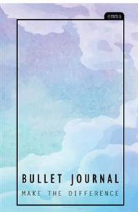 Bullet Journal: Sky Candy Pastel Journal (130 Pgs) - Professional Organizer & Productive Notebook System