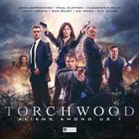 Torchwood - Aliens Among Us