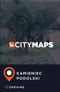 City Maps Kamieniec Podolski Ukraine