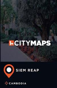City Maps Siem Reap Cambodia