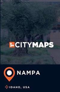 City Maps Nampa Idaho, USA