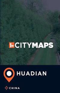 City Maps Huadian China