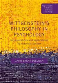 Wittgenstein's Philosophy in Psychology