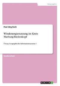 Windenergienutzung Im Kreis Marburg-Biedenkopf