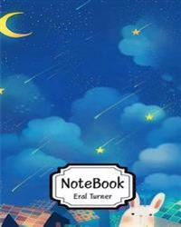 Notebook: Rabbit Dream: Pocket Notebook Journal Diary, 120 Pages, 8 X 10 (Notebook Lined, Blank No Lined)