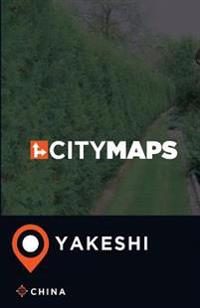 City Maps Yakeshi China