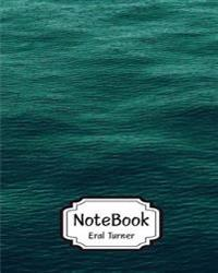 Notebook: Green Wave: Pocket Notebook Journal Diary, 120 Pages, 8 X 10 (Notebook Lined, Blank No Lined)