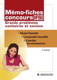 Memo-fiches concours IFSI Grands problemes sanitaires et sociaux