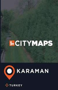 City Maps Karaman Turkey