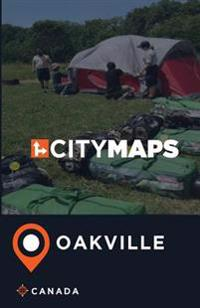 City Maps Oakville Canada