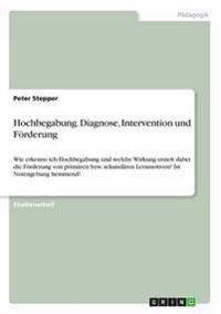 Hochbegabung. Diagnose, Intervention Und Forderung
