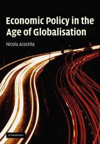 Economic Policy In The Age Of Globalization