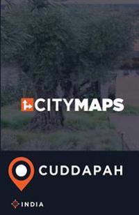 City Maps Cuddapah India