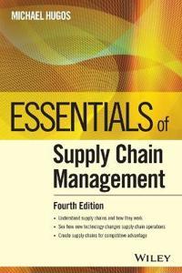 Essentials of Supply Chain Management