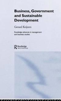 Business, Government, and Sustainable Development