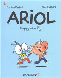 """Specially Priced Ariol #3 """"Happy as a Pig..."""""""