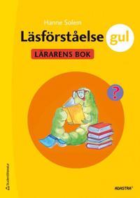 Läsförståelse Gul Lärarens bok