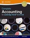 Complete Accounting for Cambridge Igcserg & O Level