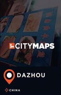 City Maps Dazhou China