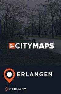 City Maps Erlangen Germany