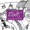 Helen Elliott Dog's Life Colouring Book