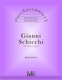 Operensemble12, Gianni Schicchi (G.Puccini): Reduced Score