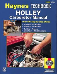The Haynes Holley Carburetor Manual