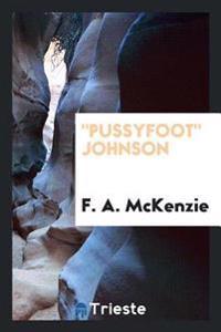 Pussyfoot Johnson