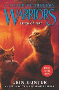 Warriors  A Vision of Shadows  5  River of Fire - Erin Hunter - böcker (9780062386533)     Bokhandel