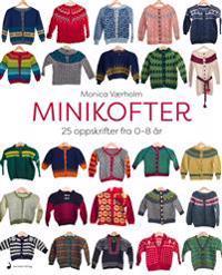 Minikofter; 30 oppskrifter fra 0-8 år