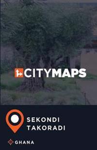 City Maps Sekondi-Takoradi Ghana