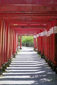 Inari Shrine in Japan Journal: Take Notes, Write Down Memories in This 150 Page Lined Journal