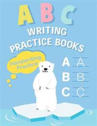 ABC Writing Practice Books: Children's Writing Education Books