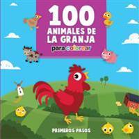 100 Animales de la Granja Para Colorear